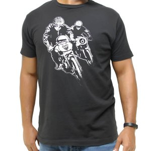 cafe racers T-Shirt - Mens