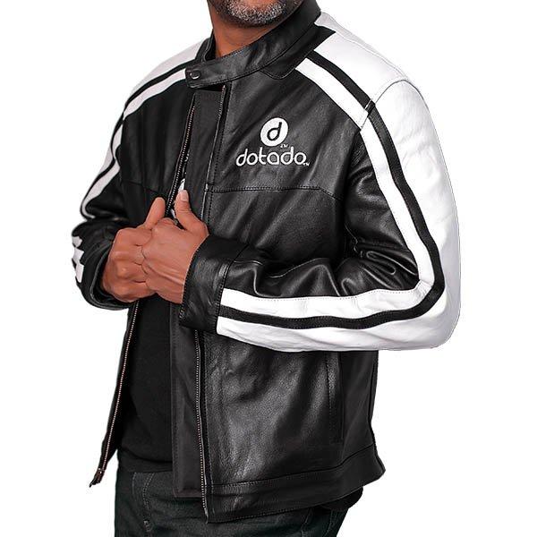 1eee0dd05 nomad Leather Jacket - Mens
